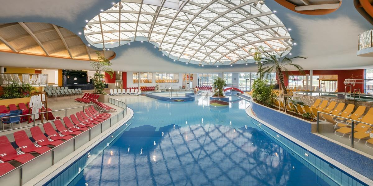 2 Tage Thermenurlaub im 4* H2O Hotel Therme Resort